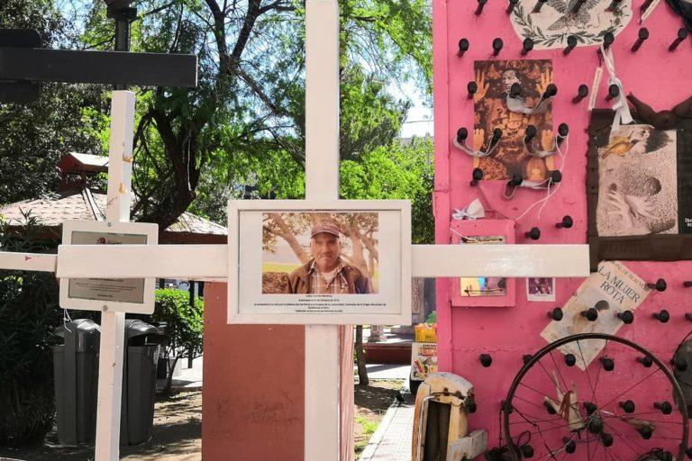 Después del asesinato de Julián Carrillo se intensificaron las amenazas en contra de los habitantes de Coloradas de la Virgen. Foto: Amnistía Internacional México.