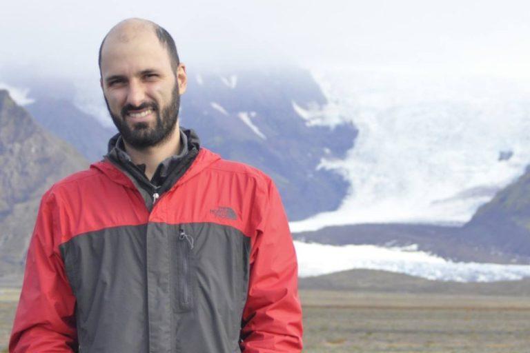 Alejandro Salazar fue uno de los autores de la carta Socavando la paz y el medioambiente en Colombia, publicada en julio de 2021 en la revista Science. Foto: cortesía Alejandro Salazar.