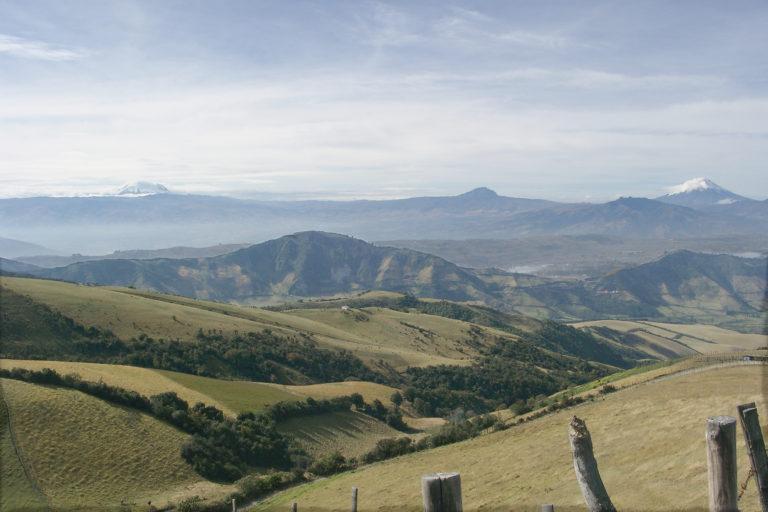 Volcán Antisana. Foto: Wikimedia commons.