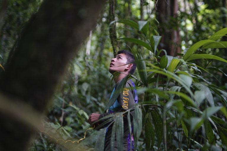 Comunidades locales y excombatientes también fueron guías e investigadores durante la expedición. Foto: ©Pablo Mejía - WWF Colombia.