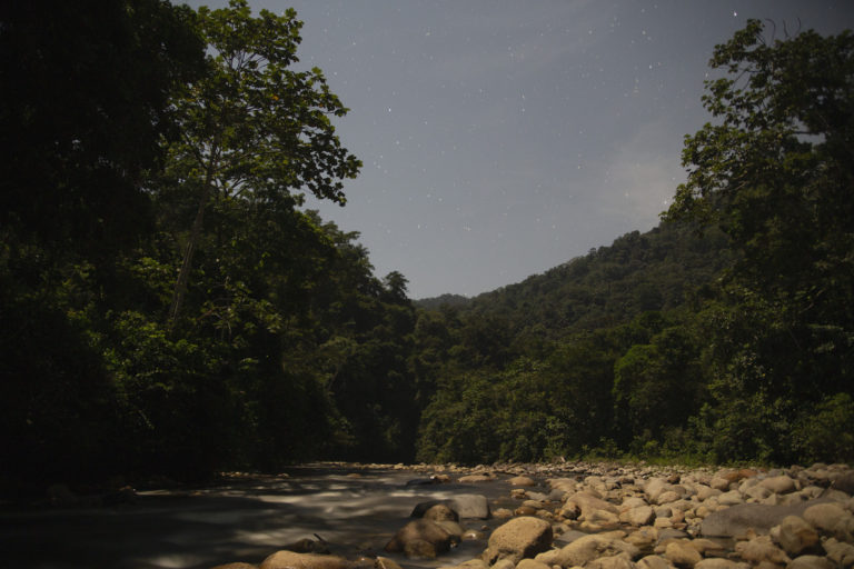 Río Coreguaje. Foto: ©Pablo Mejía - WWF Colombia.