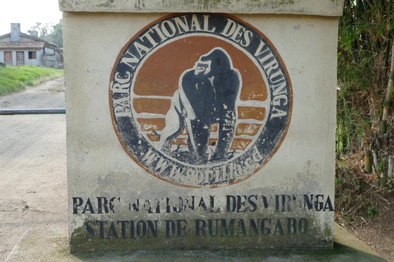 Entrance to Virunga National Park, DR Congo. Image by Peter Prokosch via Flickr (CC BY-NC-SA-2.0)