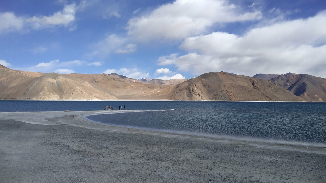 Tourism In Ladakh Worsens Water Availability In The Cold Desert