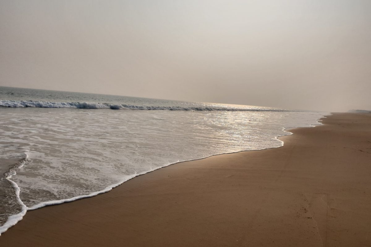 Astaranga beach in Odisha. Photo credit: Ranjan Panda