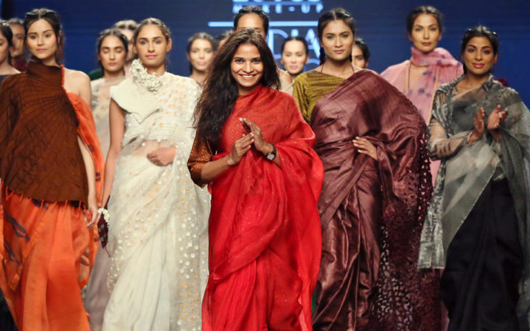 From Opulence To Sustainability Indian Fashion Gets Redesigned