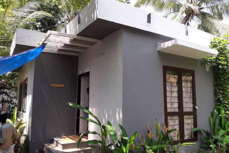 Flood Resistant Housing Attracts Attention In Kerala