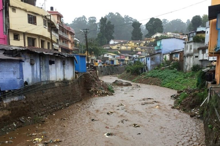 Coonoor stream after it was cleaned up. Photo by Clean Coonoor.