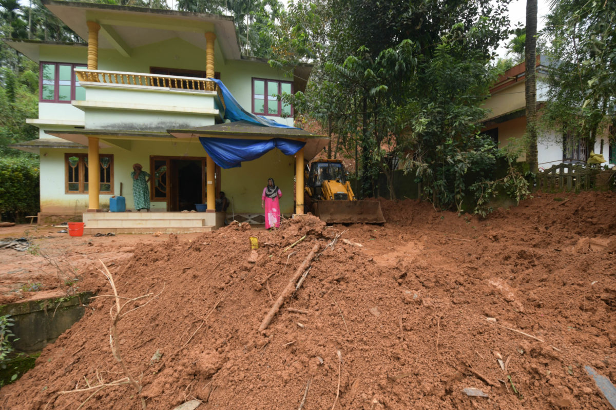 Annual floods and landslides in Wayanad have made complete recovery and rehabilitation a mirage. Photo by Abhijith Madhyamam.