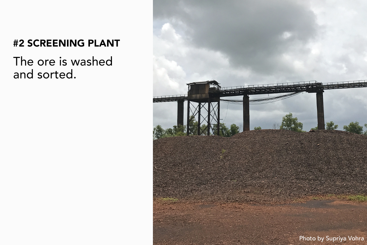 2 iron ore