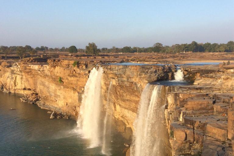 The Chitrakote waterfalls. Photo by Deepanwita Gita Niyogi.