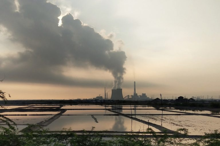 Thoothukudi Thermal power, Thoothukudi. Photo by Hassan Afridhi/Unsplash.