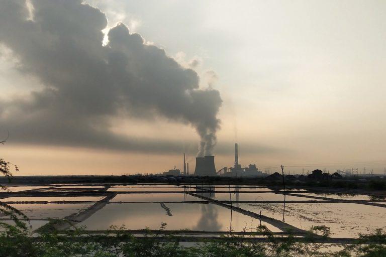 Thoothukudi Thermal power, Thoothukudi. Photo by Hassan Afridhi/Unsplash.
