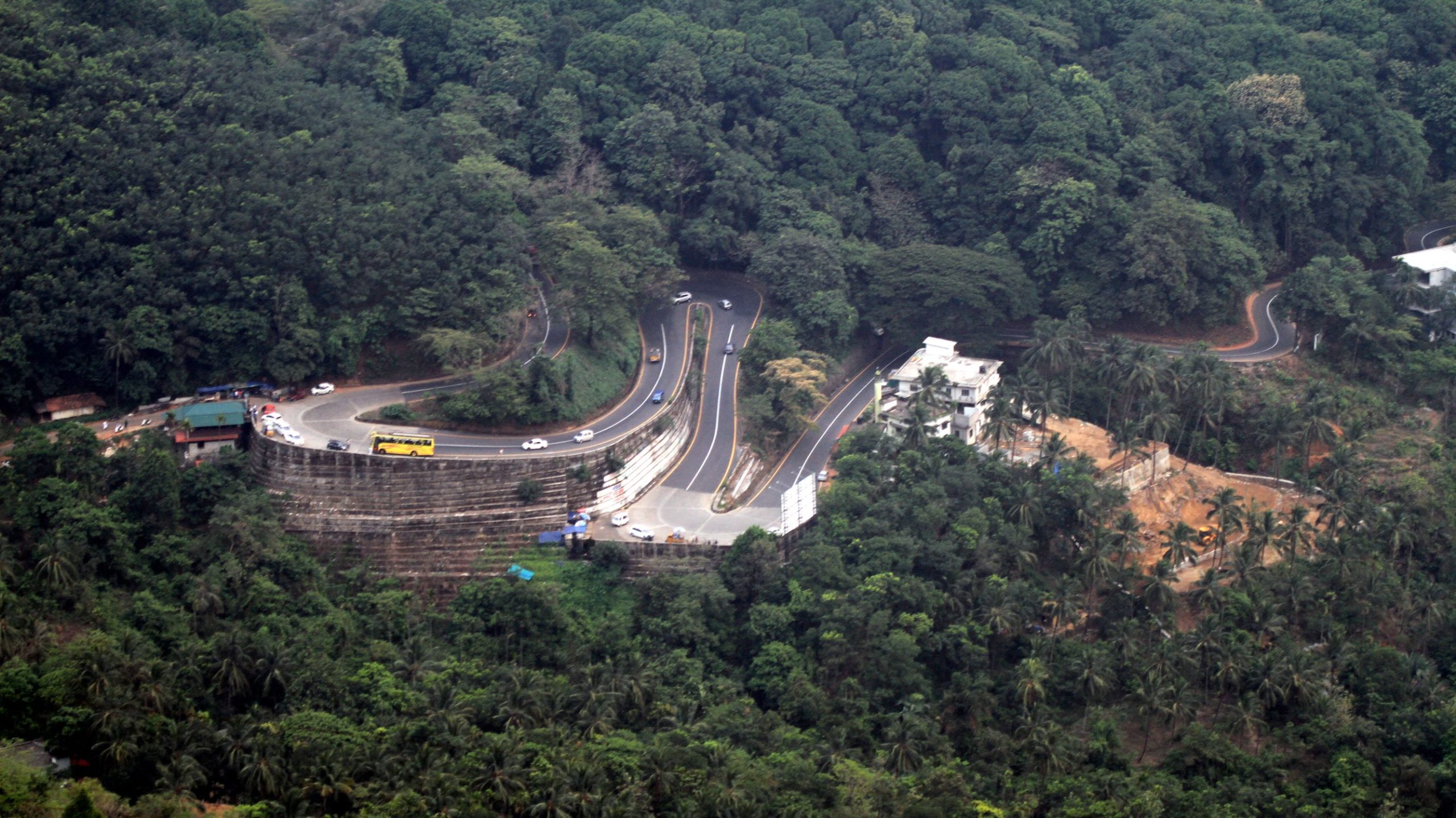 How India's third longest road tunnel project could destabilise a crucial  portion of Western Ghats