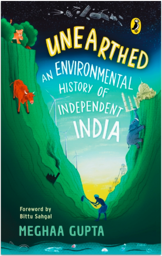 Unearthed: The environmental history of India.