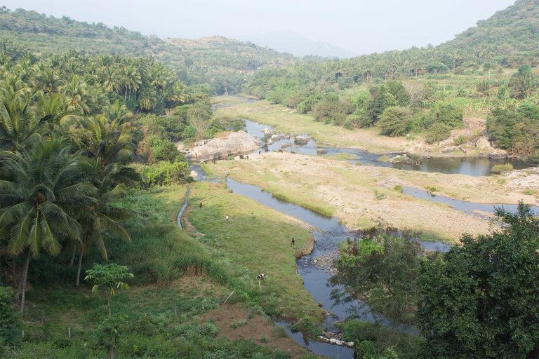 A scene from Bhoothivazhi ooru in Attappady