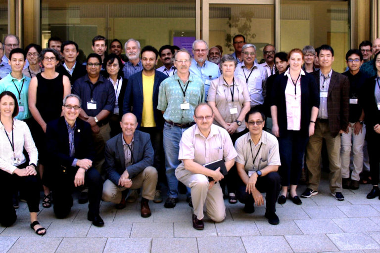First IndOOS Review Meeting at Perth, Australia in Feb 2017. Photo by Special Arrangement.