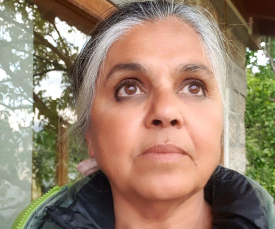 Malika Virdi is the founder of Himalayan Ark Homestays. Photo by Archana Singh.