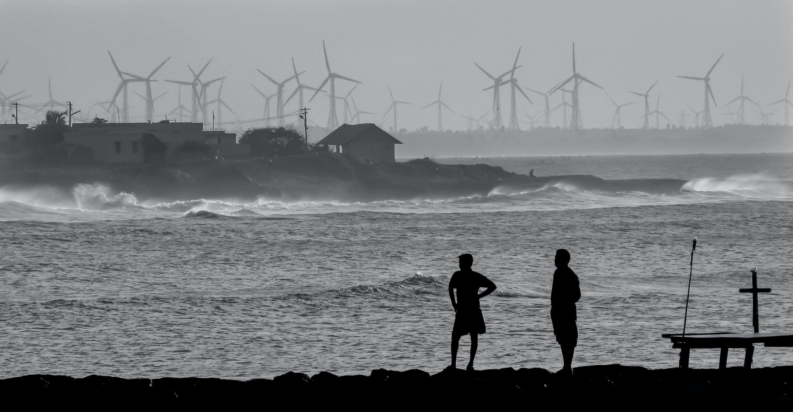 Renewable power has become a key pillar of India's energy policy. Photo by Sunny Tank/Unsplash.