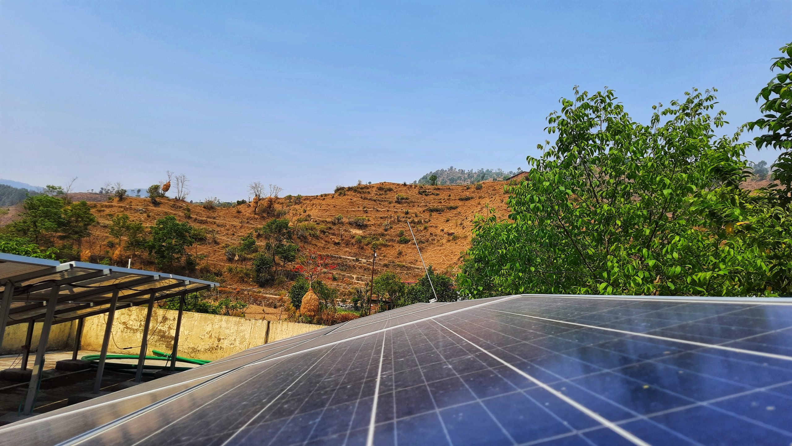 solar self-employment scheme was aimed to cater to the interests of the jobless migrants returning to their villages.. Photo by Varsha SIngh