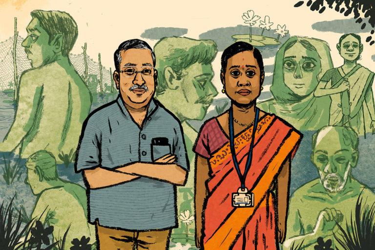 इलस्ट्रेशन- देबांशु मौलिक। मौलिक पुणे से हैं और उन्हें कहानियों, किताब और वीडियो के लिए इलस्ट्रेशन और एनिमेशन बनाना पसंद है।