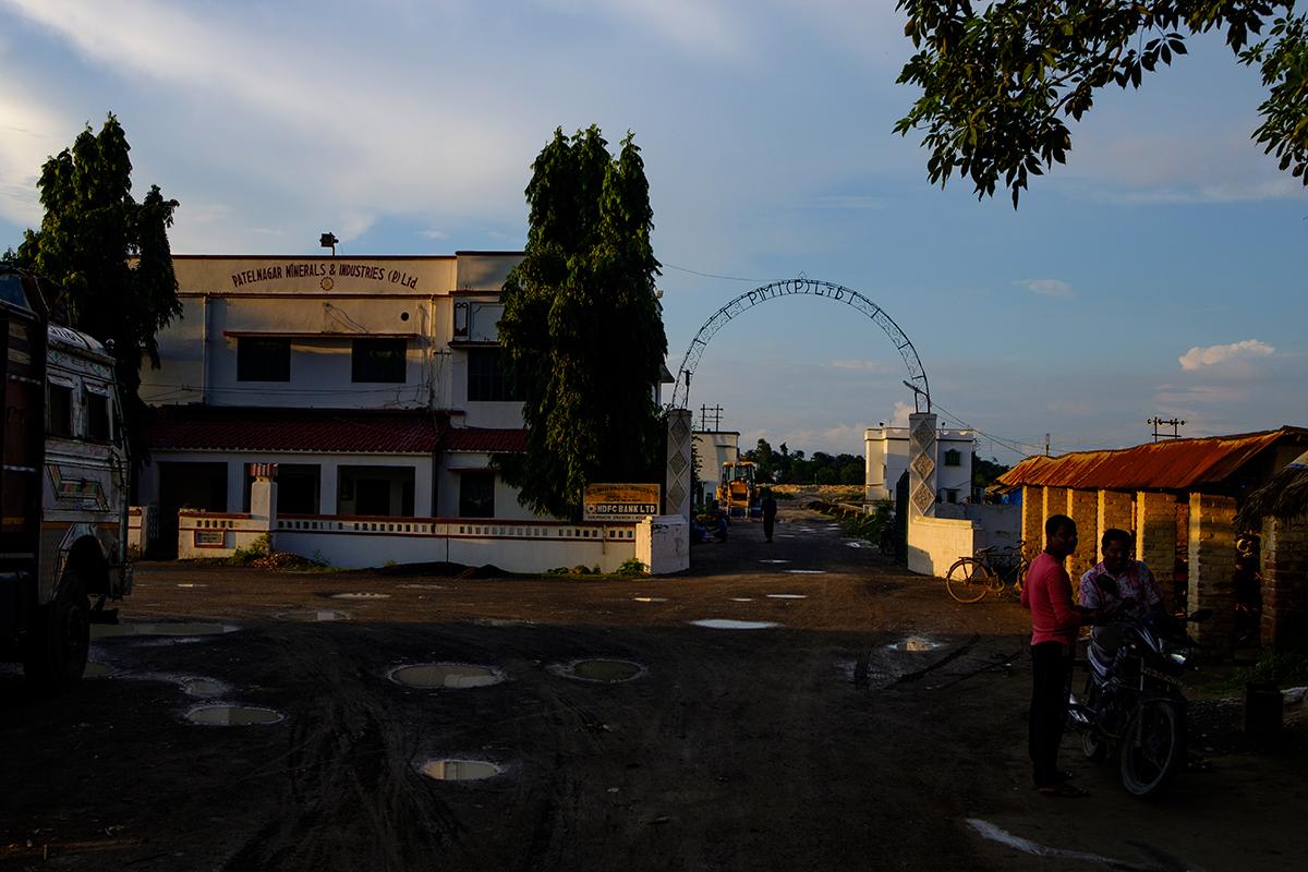 बीरभूम में पटेल नगर मिनरल्स प्राइवेट लिमिटेड भारत की सबसे पुरानी चालू चीन मिट्टी खनन और प्रसंस्करण इकाइयों में से एक है। तस्वीर- सुभ्रजीत सेन।